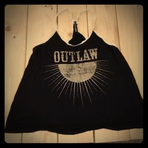 Outlaw Tank Top